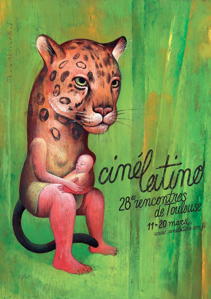 Cinélatino, Rencontres de Toulouse