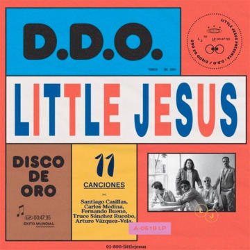 Little Jesus Disco de oro